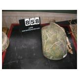CLAY FISH WALL DECORATION