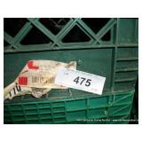 PLASTIC CRATES (3X MONEY)