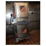 GROEN XS-208-14-3 STEAM KETTLES (2X MONEY)