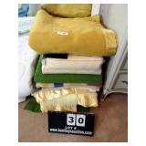 LOT: ASSORTED BLANKETS