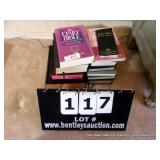 LOT: ASSORTED BIBLES