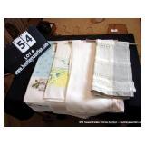 LOT: (4) TABLE CLOTHS