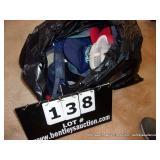 BOX: ASSORTED BALL CAPS