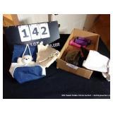 BOX: WEIGHTS, BILLFOLD & BAGS