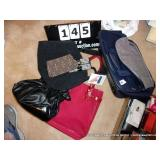 LOT: ASSORTED LUGGAGE