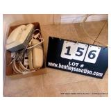 BOX: TELEPHONE POWER STRIPS
