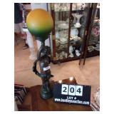 METAL CHERAB TABLE LAMP
