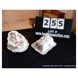 LOT: 2-CHEESE DISHES