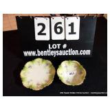 LOT: RS GERMANY BOWL & PLATE