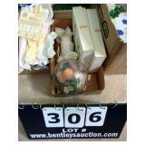 BOX: ASSORTED DECORATIONS