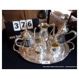 CAMILLE COFFEE & TEA SERVICE (6-PIECES)