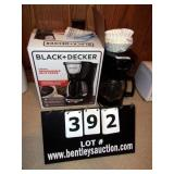 LOT: BLACK DECKER & PROCTOR-SILOX COFFEE MAKER