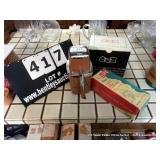 LOT: SEARS ICE CHOPPER, CLIMAX FOOD & MEAT