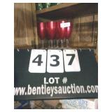 LOT: 8 RED STEMS