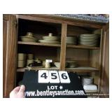 LOT: 55 PIECES HEARTHSIDE STONEWARE DISHES