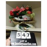 LOT:  ASSORTED WREATHS