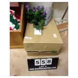 BOX:  CHRISTMAS BALLS