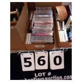 BOX: CD