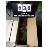 BOX:  CHRISTMAS WREATH