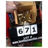 BOX:  CHRISTMAS DECORATIONS