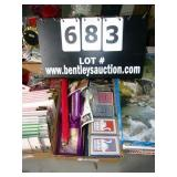 BOX:  CARDS - DICE