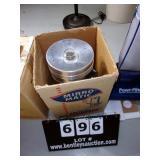 BOX:  MIRRO -MATIC ELECTRIC PERCOLATOR