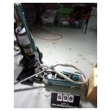 ELECTROLOX CANNISTER VACUUM