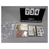 BAG: (29) ASSORTED FOREIGN COINS~ BRAZIL,
