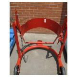 WESCO DRUM DOLLY 800 LBS LOAD LIMIT