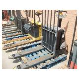 CROWN ELECTRIC PALLET JACK MODEL: WP3035-45 4500 L