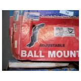 PUTNAM ADJUSTABLE BALL MOUNT MODEL: 30029