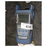 EXFO FPM-300 POWER METER *SCRATCHES, DENTS, DINGS,