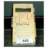 AMERITEC #AM-44 TEST SET *SCRATCHES, DENTS, DINGS,