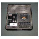 BELL & HOWELL RECORDER *SCRATCHES, DENTS, DINGS, R
