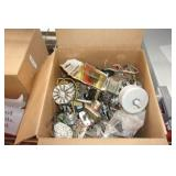 BOX: ASSORTED SWITCHES (QTY: 80)
