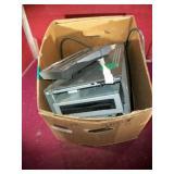 BOX: ASSORTED HARDWARE