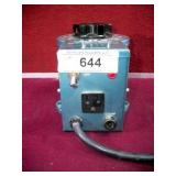 STACO ENERGY PROD #3PN1010 VARIABLE AUTOTRANSFER
