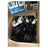 BOX: MISC. HEADSETS