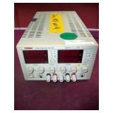 TENMA 72-6854 DUAL 35V 10A PSU POWER FLEX