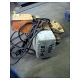 YALE EATON 2-TON ELECTRIC HOIST