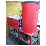 PRESSURE KVG HOT WATER POWER WASHER