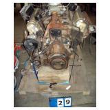 FORD B6PL-6006E V8 MOTOR