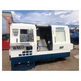 HARDINGE 10/65 SP CNC LATHE