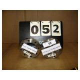 """STAINLESS STEEL CONFLAT REDUCER ~ 4-1/2"""" TO 2-3/4"""""""