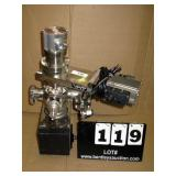 AGILENT 9698903 PUMP & AGILENT STARCELL W/ VAT