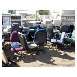 ASSORTED OFFICE CHAIRS (4X MONEY)