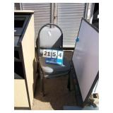 STANDING CHAIRS-BLUE (2X MONEY)