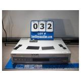 SONY SLV-D100 VCR/DVD COMBO