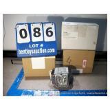 BOX: PROJECTOR BULBS (3X MONEY)
