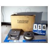 BOX: ASSORTED FIBER OPTIC CONSOLES